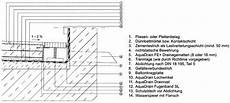 Balkon Bodenaufbau Detail - balkon bodenaufbau
