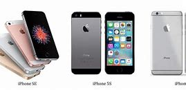 Image result for iphone se vs 5s iphone x