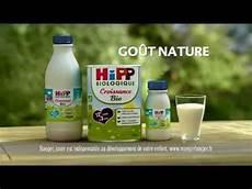 pub tv lait de croissance hipp biologique