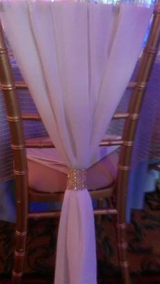 diy gold and white chiavari chair covers for vintage glam wedding weddingbee photo gallery