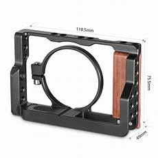 Smallrig 2225 Rx100 Cage With by Smallrig Cage Kit For Sony Rx100 Vi 2225