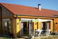Chalet Bois D Habitation Sur Mesure En Lorraine