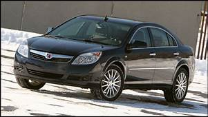 2007 Saturn Aura Road Test Editors Review  Car Reviews