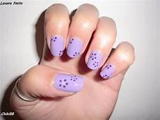 tutorial nail fiori tutorial nail lilla con fiori