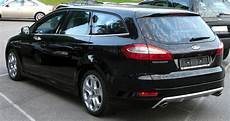 ford mondeo 2 file ford mondeo turnier 2 5t rear jpg
