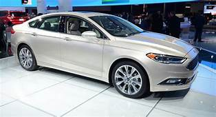 Restyled Ford Fusion Gives European Mondeo Fans New Hope
