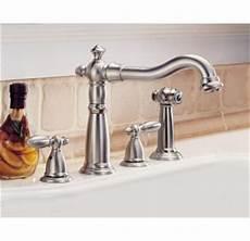 delta kitchen faucet warranty delta 2256 dst chrome kitchen faucet with side spray includes lifetime warranty