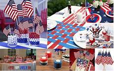 Decorating Ideas For July Fourth by Decorations Dishes And Dress For The 4th Of July Chef Vibes