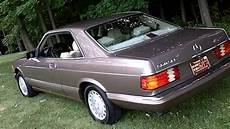 mercedes sec 560 1990 mercedes 560 sec supersportmotors sold