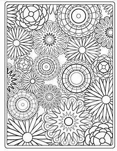 mandala flower coloring pages difficult 17895 flower coloring pages for adults pattern coloring pages mandala coloring pages flower