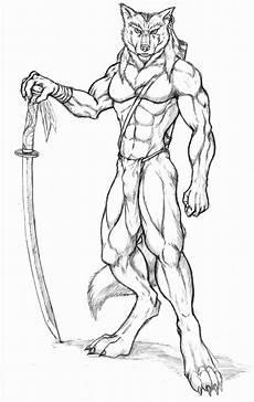 warrior with katana by wolflsi on deviantart