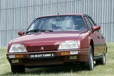 Citroen Cx 25 Trd Turbo 2 Specificaties Auto Vergelijken