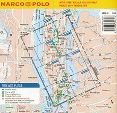 new york guide marco polo maps books travel guides