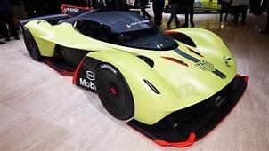 Aston Martin Developing New Hypercar To Rival McLaren P1
