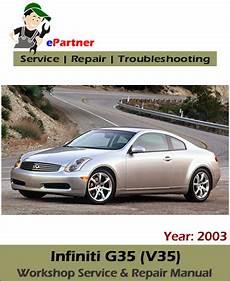 small engine repair manuals free download 2003 infiniti g35 seat position control infiniti g35 v35 service repair manual 2003 automotive service repair manual
