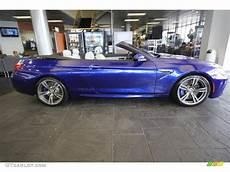 san marino blue metallic 2012 bmw m6 convertible exterior