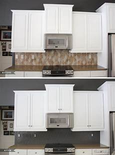 Painting Kitchen Tile Backsplash How I Transformed My Kitchen With Paint House Mix
