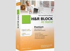 Hr Block Tax Software Premium Price Comparison