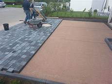 pflaster f 252 r hofeinfahrt mischungsverh 228 ltnis zement