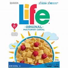 quaker multigrain original cereal food grocery