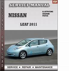 old car owners manuals 2011 nissan leaf on board diagnostic system 2011 nissan leaf service repair manual