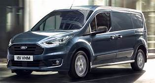 Ford Transit Connect Gets A Minor Facelift And An All New