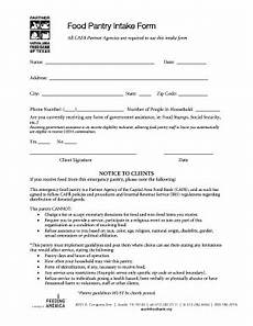 sle food pantry forms fill online printable fillable blank pdffiller
