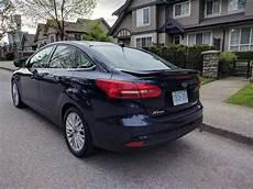 2017 Ford Focus Titanium Sedan Review Unfinished