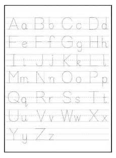 tracing paper worksheets 15649 printable tracing letters template for preschool kindergarten