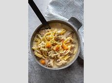 creamy chicken ramen noodles for 2_image
