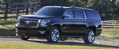 2020 Chevrolet Suburban 1500 LT Z71 Changes