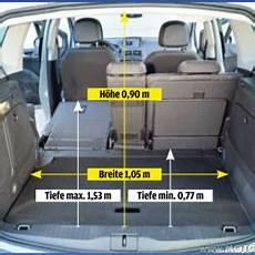 kofferraumvolumen start forum auto opel meriva mer