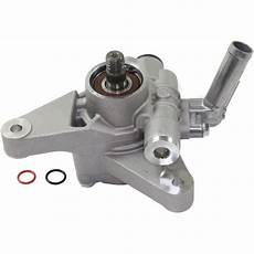 2003 acura mdx power steering pump new power steering pump acura mdx honda pilot cl tl 2004 2003 2002 2001 99 1999 ebay
