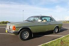 mercedes w123 coupe tuning