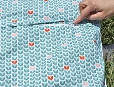 tuto housse de coussin avec fermeture eclair housse de coussin avec zip cach 233 sous patte tuto inside coussins