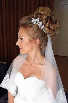 Hairstyles With Veil