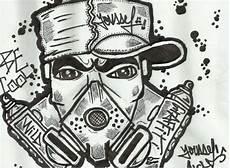 Gambar Grafiti Keren Pensil Moa Gambar