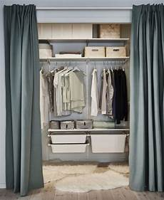ikea closets to create a custom closet look apartment