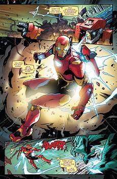 Ironman Malvorlagen Novel Marvel Comics Universe Tony Stark Iron 1 Spoilers