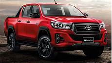 2019 Toyota Hilux Gets Some Upgrades And A New Road