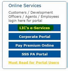 lic premium certificate ekikrat in