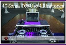 10 songs djs use for ringtones seattle tacoma dj