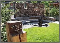 Grillplatz Im Garten Gestalten Garten House Und Dekor