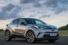 Fiche Technique Toyota C Hr Hybrid 2019