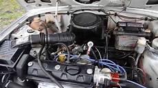 4 takt trabi motor gerausch 4 stroke trabant engine