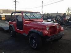 free car repair manuals 1993 jeep wrangler electronic valve timing sell used 93 jeep wrangler yj sport stock 2 5 4 cyl 4x4 5 speed manual rust free will ship in