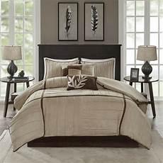 Beautiful Modern Brown Beige Grey Black Stripe