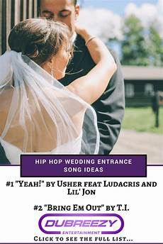 9 best hip hop wedding entrance song ideas seattle