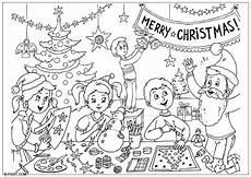 malvorlagen weihnachten grundschule