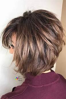 40 stylish layered bob hairstyles hair hair cuts